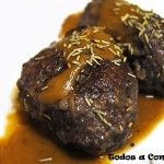 Receta: Carrilleras al vino de Arguiano