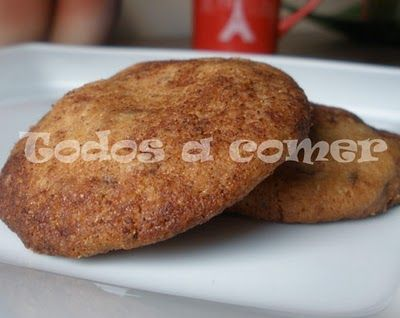 Receta de galletas de canela con pepitas de chocolate