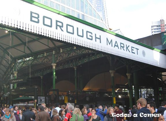 Borough market, en Londres