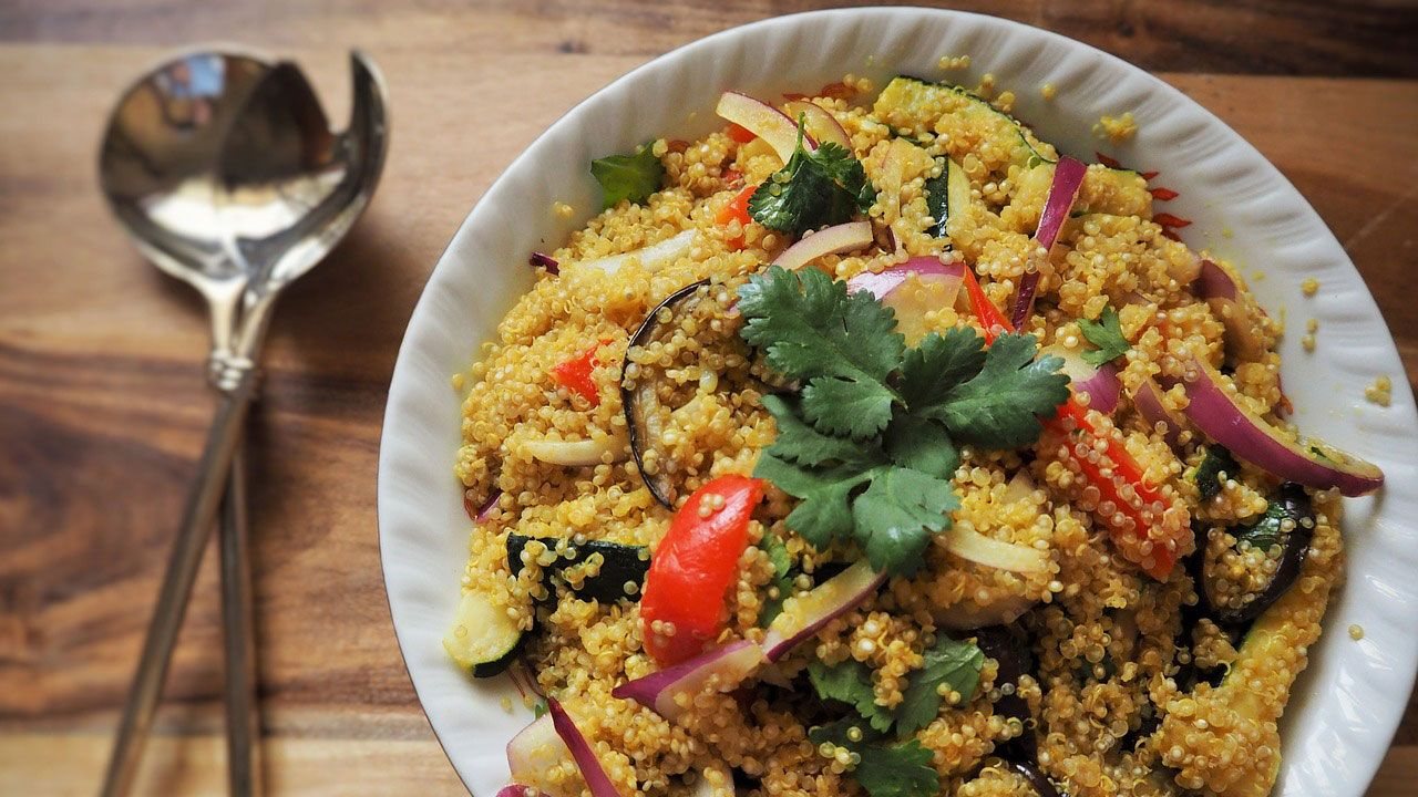 5 beneficios de la quinoa