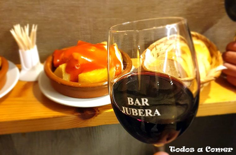 Calle Laurel - Bar Jubera